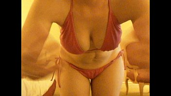 girlfriend plays with her pierced nipples 9