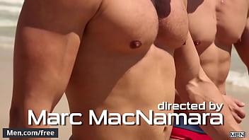 Gay fire men - Men.com - brandon cody, roman todd - fire island fuckfest part 1 - drill my hole - trailer preview