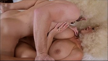 Kelly Madison is Foxy White The Funky Cougar
