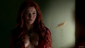 Lucy Lawless - Spartacus: S01 E03 (2010)