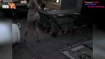 Danna HOT desnuda por las calles de León Guanajuato México - www.putasmex.com
