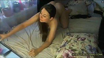 Cute Big Tits Teen Sexy Blowjob And Fingering