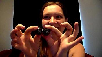 Two Kegel Exerciser Balls For Women