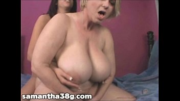 Samantha texan bbw Bbw superstar samantha 38g licks amateur babes pussy