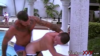 Gay news fort lauderdale Muscular ray dalton fucks colton seudes raw tight ass