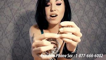 Sissy Phone Sex femdom girl tells you what she thinks