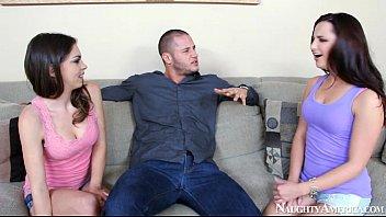 Hailey Scott & Hope Howell Threesome - Fapp.me/2chicks