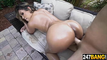 Nicole Rey Gets Fully Loaded