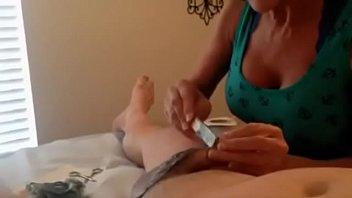 sensual brazilian waxing milf