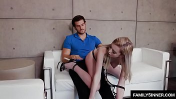 Stepdughter erotic dance for daddy
