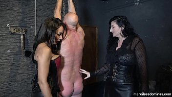 Loud Slave Part 2 - Mistress Mera and Mistress Clarissa