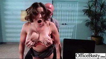 (krissy Lynn) Office Girl With Big Melon Tits Like It Hard Mov-21