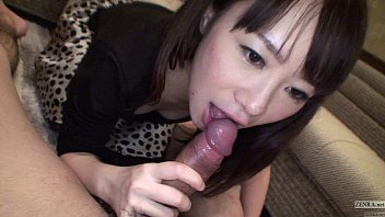 Uncensored Japanese amateur CFNM handjob blowjob Subtitles
