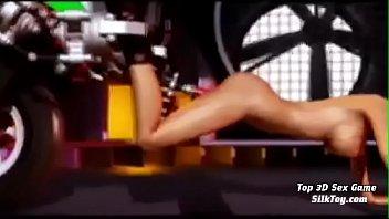 Big Ass Aline Sex 3D
