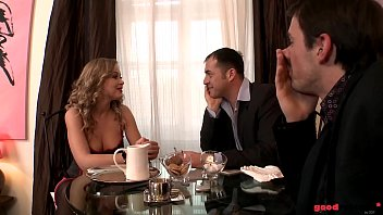 Two Rich Buddies Double Penetrate A Hooker Called Colette
