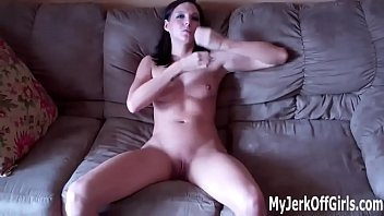 I will release you from chastity and give you a handjob JOI