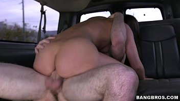 Banging Remy LaCroix on the Bangbus
