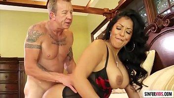 Big tits mom insists on sex - Kiara Mia and Pat Myne in Banging Milfs 5 Scene 3