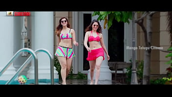Tamanna & Mehreen Hot in Short Skirts Thumb