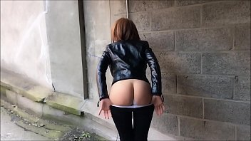 Flashing in the Street - First Time - Part 2