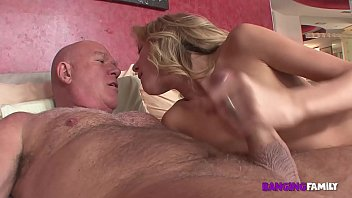Banging Family   Dirty Step Dad Catches Daughter Nude Modeling And Punishes Her