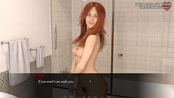 3d hentai pc game Petite readhead girlfriend with a nice hot ass gets a pussy creampie l my sexiest gameplay moments l lifes madness l part 2