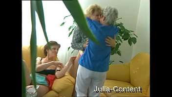 Granny had sex video streaming - Granny groupsex incredible