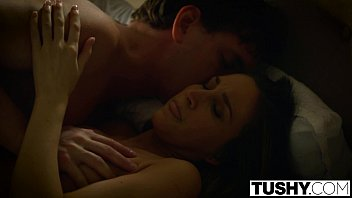 TUSHY Wife Mystica Jade Tries Threesome