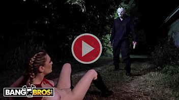 Approach appropriate attract sex towards woman Bangbros - kara lee encounters scary villain in the woods