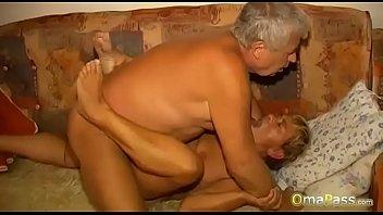 Free online granny porn tube Omapass compilation of nasty granny content