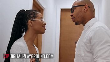 Johnsons facial wipes - Ricky johnson, kira noir - pick a room episode 6 - digital playground
