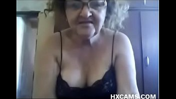 Sex webcams lovely granny with glasses free webcam porn