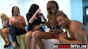 Explosive orgies cumshots - 47 strippers get blown at cfnm sex party 51
