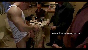 Pervert Burglars Hear Wife Fighting