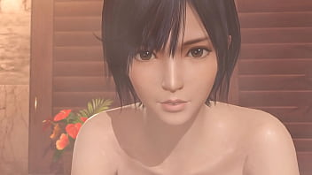 Doa hentai doujin translated - Doa sluts bathing not even once