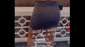Tanzanian Big Booty Twerking