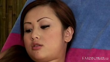 Tiny asian butt videos Asian finger banger tia tanaka uses her dildo too cums