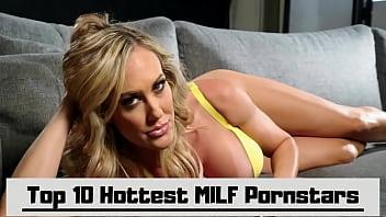 Top 10 Hottest MILF Pornstars