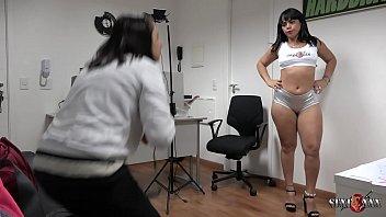 Attrici mature A diretora lidy silva faz umas fotos das novas atrizes - fanny mello - nicole dantas
