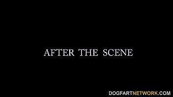 Sex scenes from tripping the rift - Behind the scenes with kasey warner at dogfart