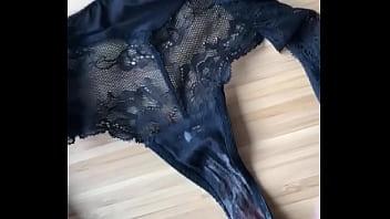 Cum in gfs dirty panties