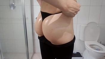 Young Boy Ass