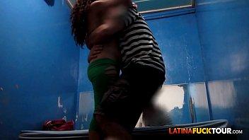 Real latina brothel footage