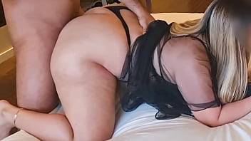 Thick Ass Latina Cheating On Her Summer Vacation