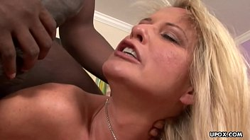 Bridgette Lee rides a big, black cock after sucking it