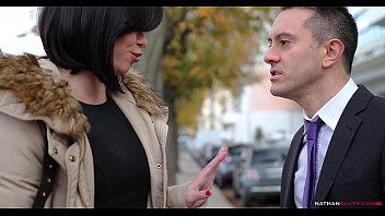 FOXY RUSSIAN MILF REALTOR ALYSA GAP GAT GETS HER ASSHOLE PLUGGED BY A BIG C