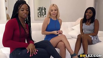 Lesbian Action with Aaliyah Love, Mya Mays and Yara Skye - DiamondCox.com