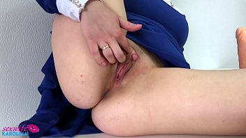 13953 Horny Wife Hard Fuck Huge Dildo and Sloppy Blowjob Dick Husband - Cumshot preview