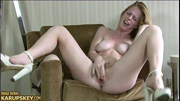 Karup's Key - Alexia Sirens In Blonde Teen Orgasm Masturbation Part 2 of 2