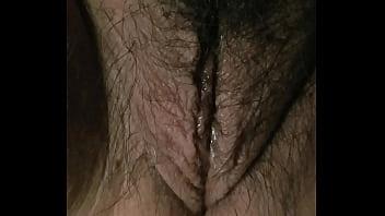 Rica y peluda vagina de mi mujer